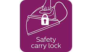 Carry lock for easy and safe transportation