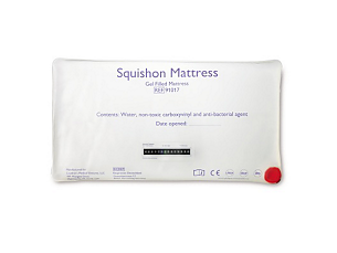 Squishon Mattress  Infant positioning aid
