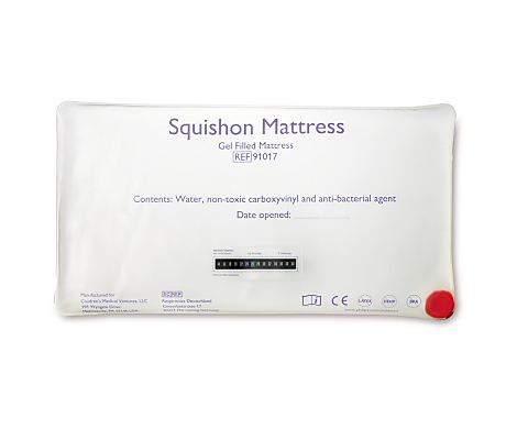 Squishon Mattress – Pliable Gel-filled Mattress Squishon Mattress