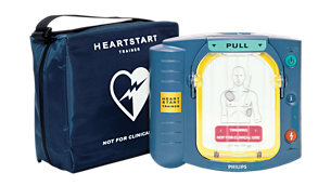 HeartStart HS1 Trainer
