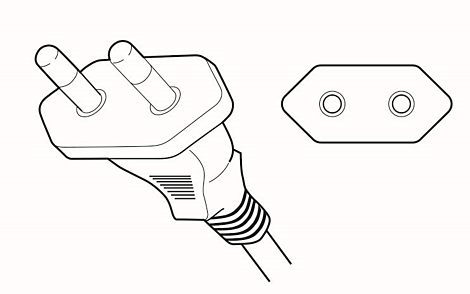 Trilogy Power Cord (India)