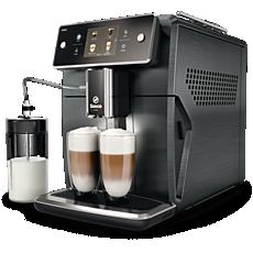 SM7686/00R1 Xelsis Volautomatische espressomachine - Refurbished