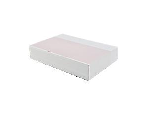 EKG-Papier für Laserdrucker Leporellofalzung